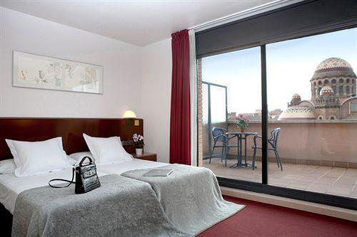 Hotel Amrey Sant Pau - 2* -  Approx  €110 - €140