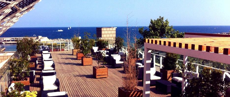 Catwalk Club Terrace
