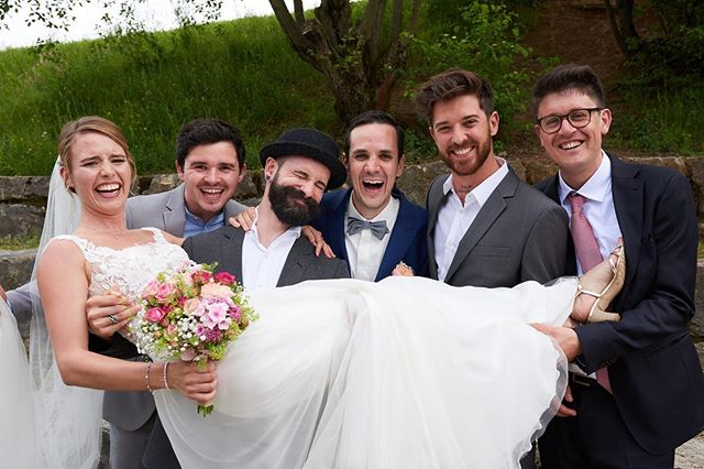herzlichen Glückwunsch an unseren eigenen Tom und Andrea #wedding #band #music #liveband #basel #switzerland #kusnacht #swiss