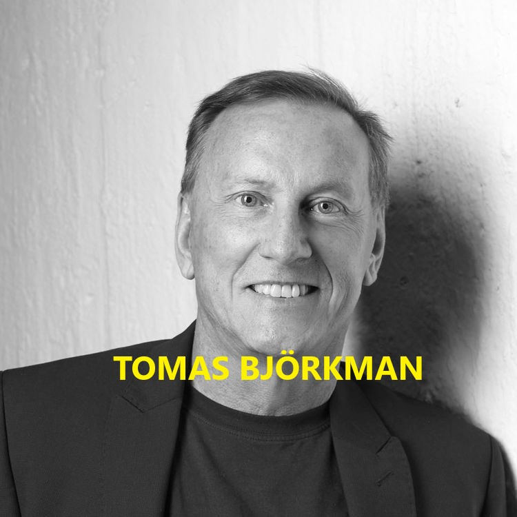 Tomas Björkman (The world we create) [engl.]