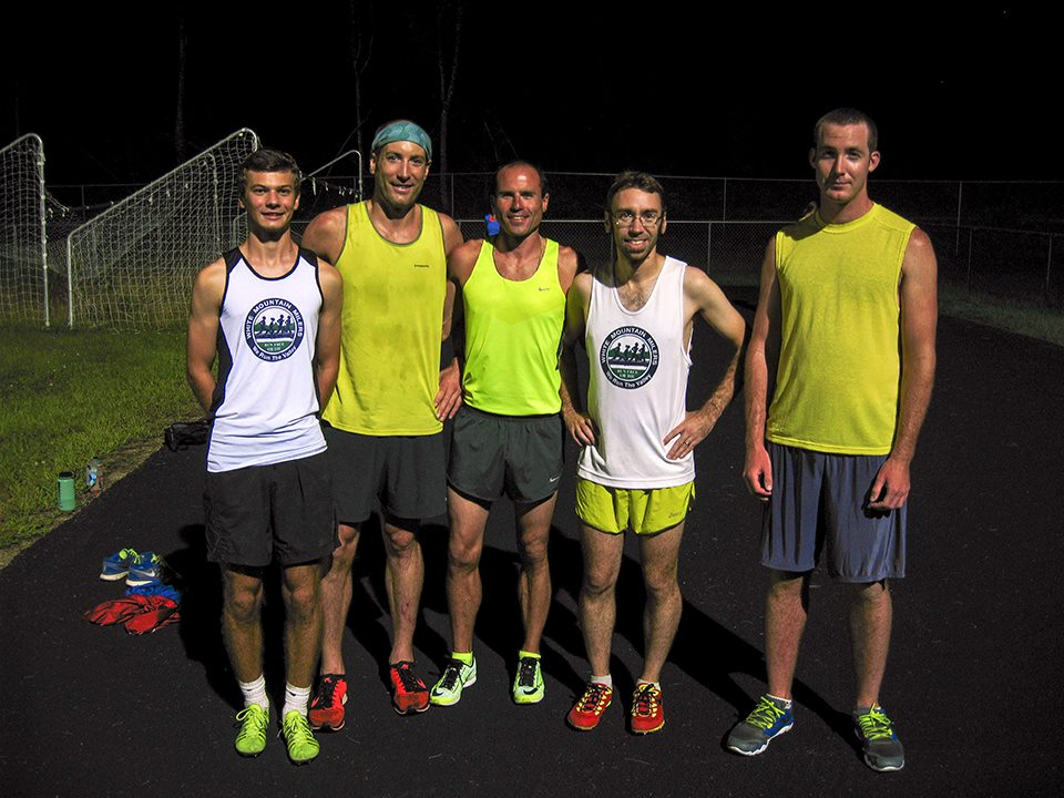 Humid September Nights - Pre-race ready. Photo:  Roger Marcoux