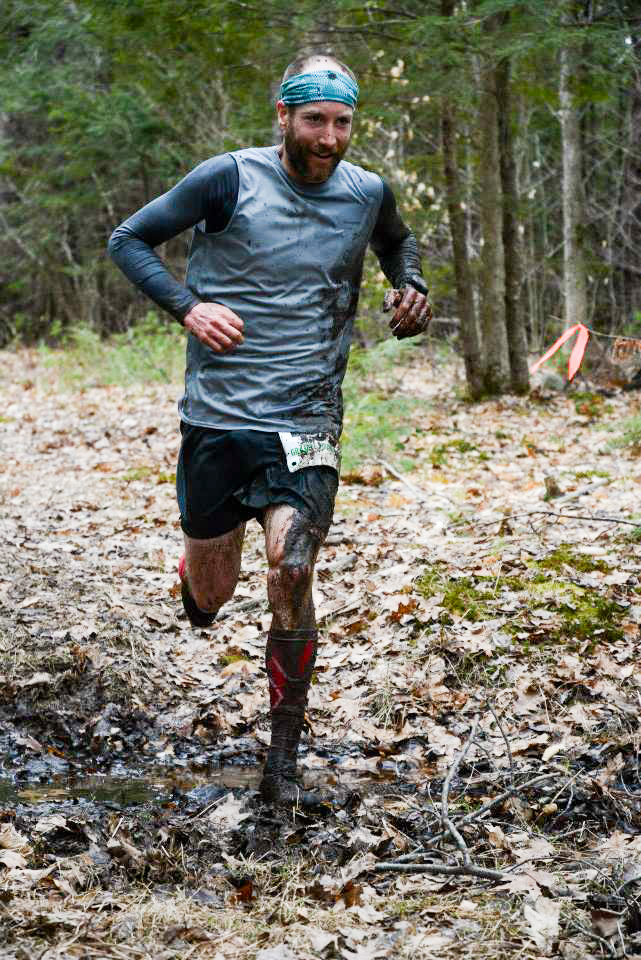And to think that I was tip-toeing around the mud at the start. Muddy Moose living up to its name.