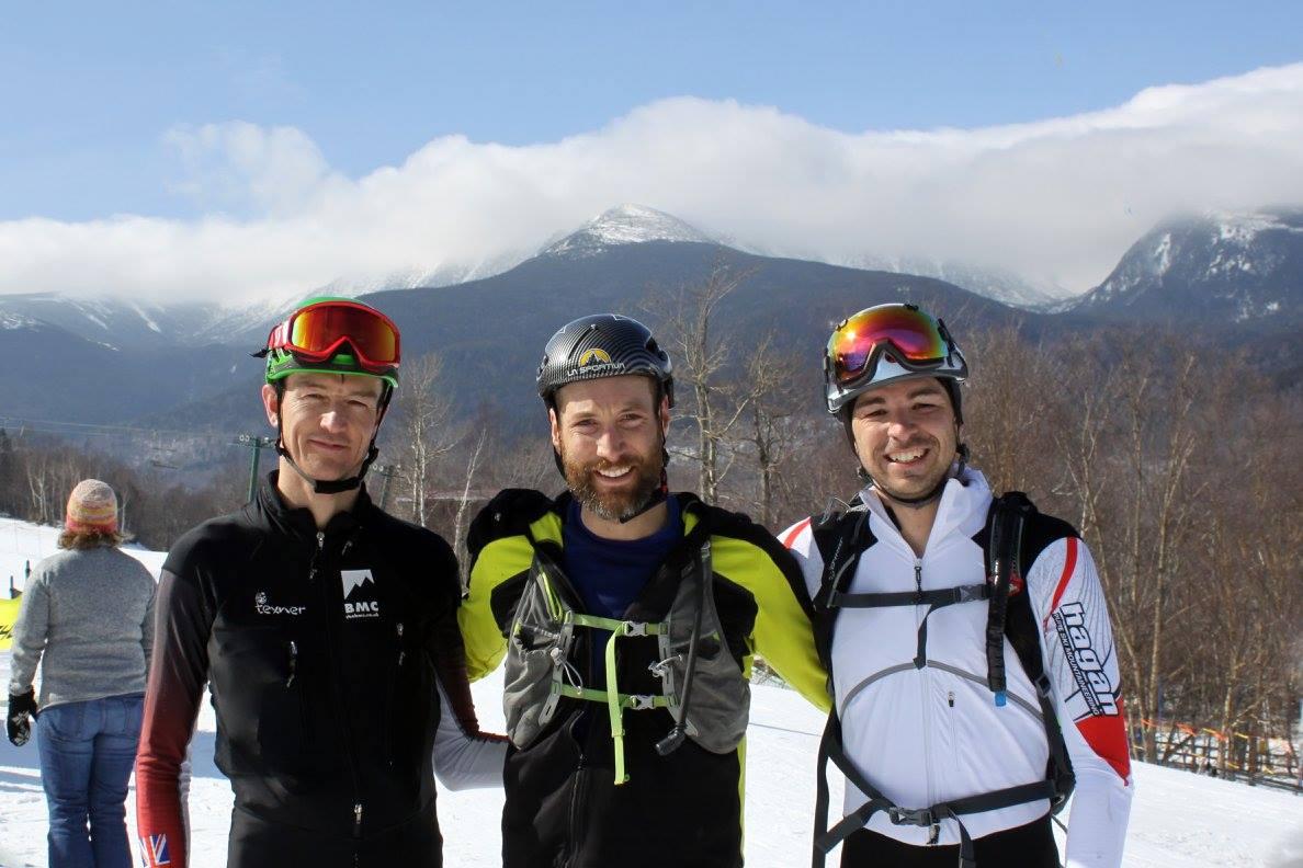 Top Elite Men: Dan Gay, Andrew Drummond, Brian MacIlvain.p: Wildcat .