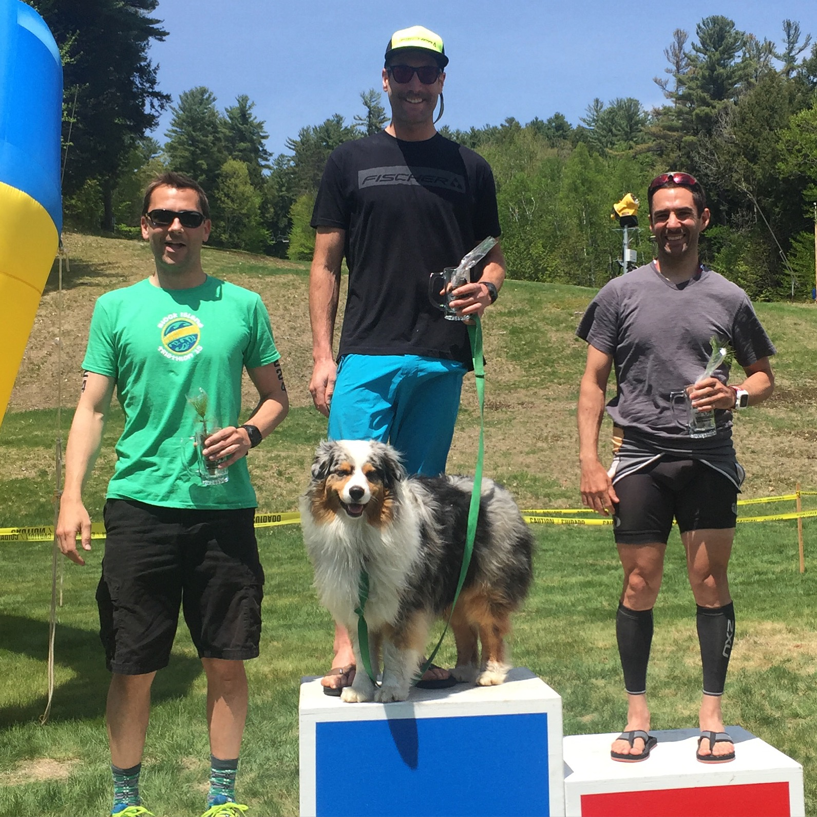 King Pine Triathlon (Age Group Podium)