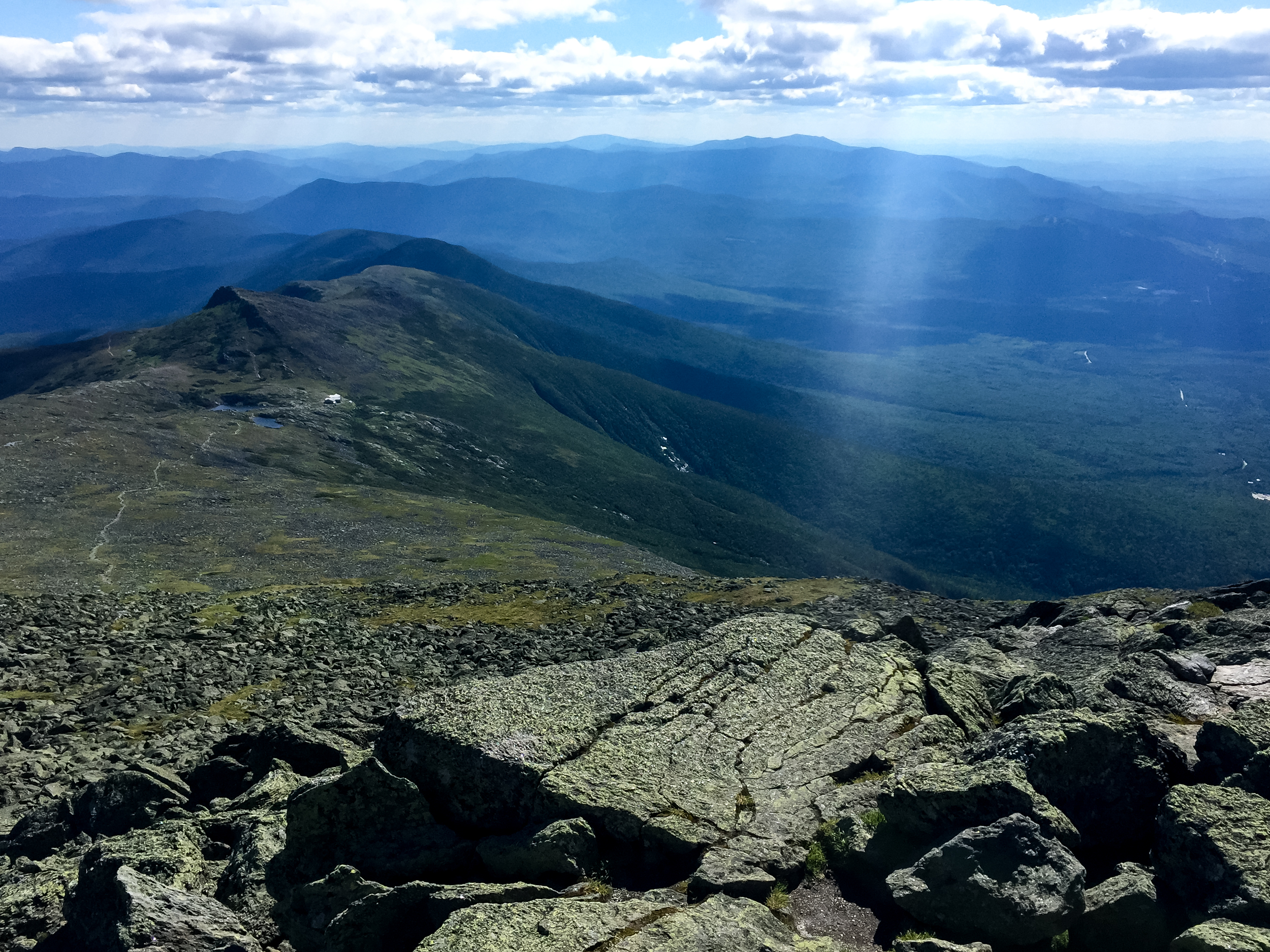 Looking back on the Southern Presidentials from Washington.