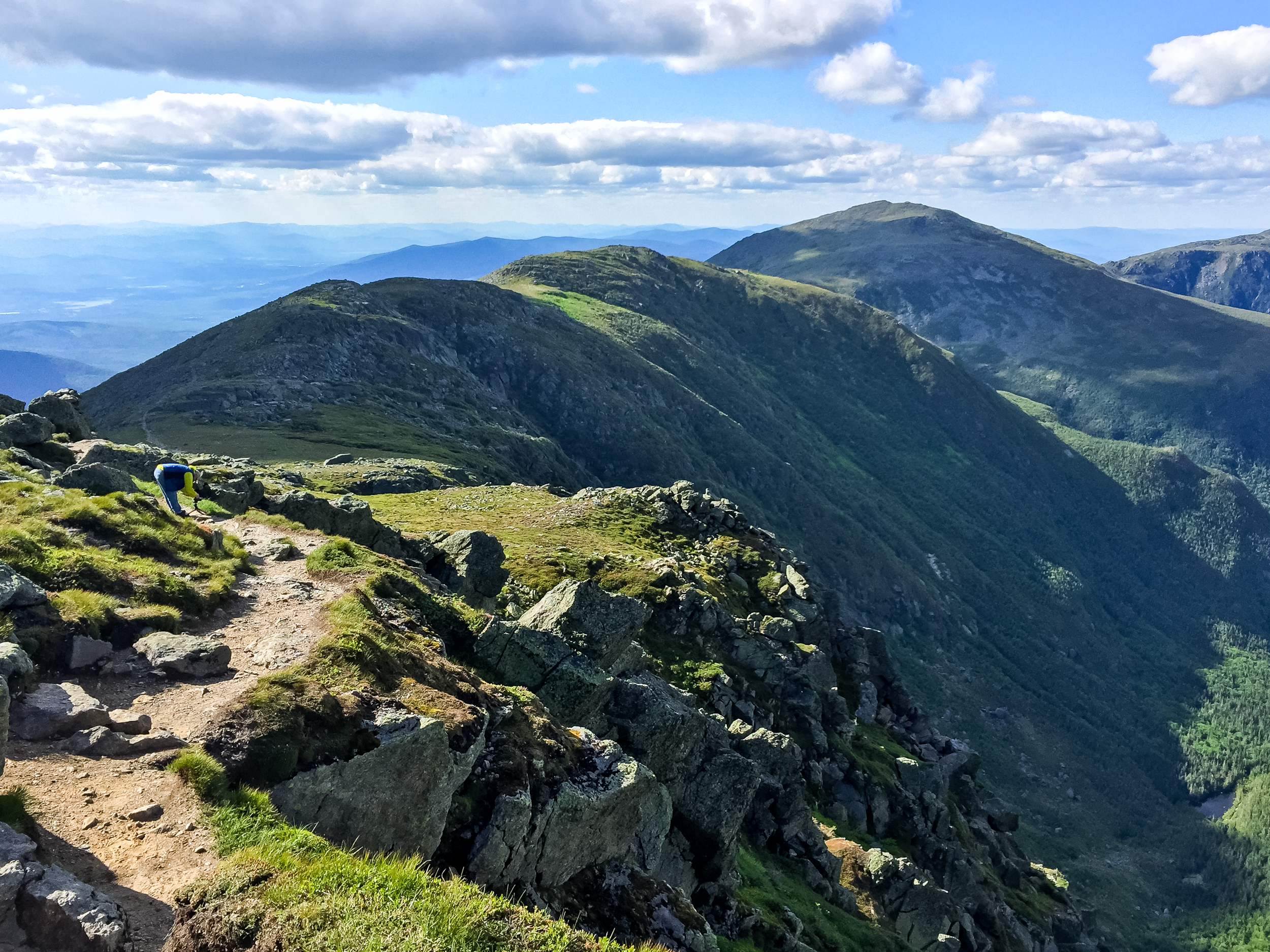 The Northern Presidentials.