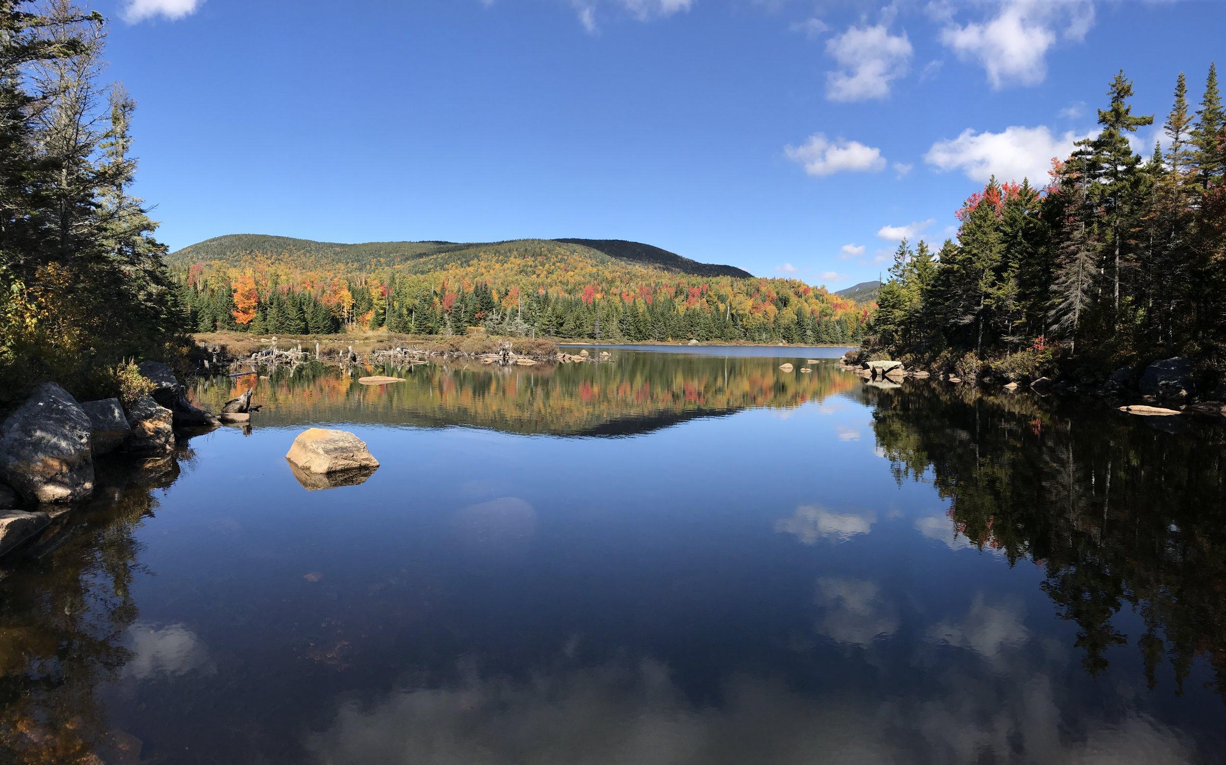 Flat Mountain Pond