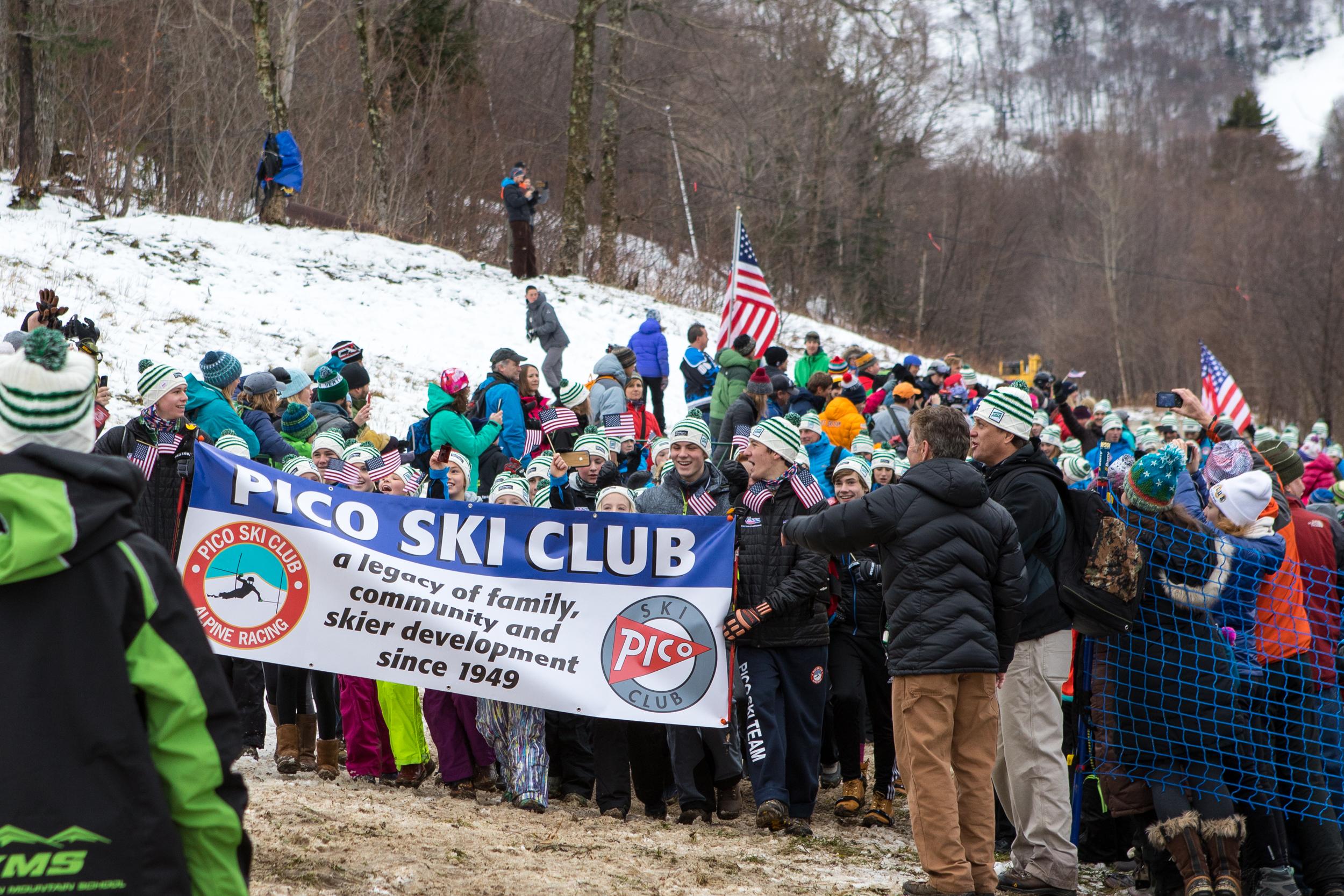 Pico Ski Club
