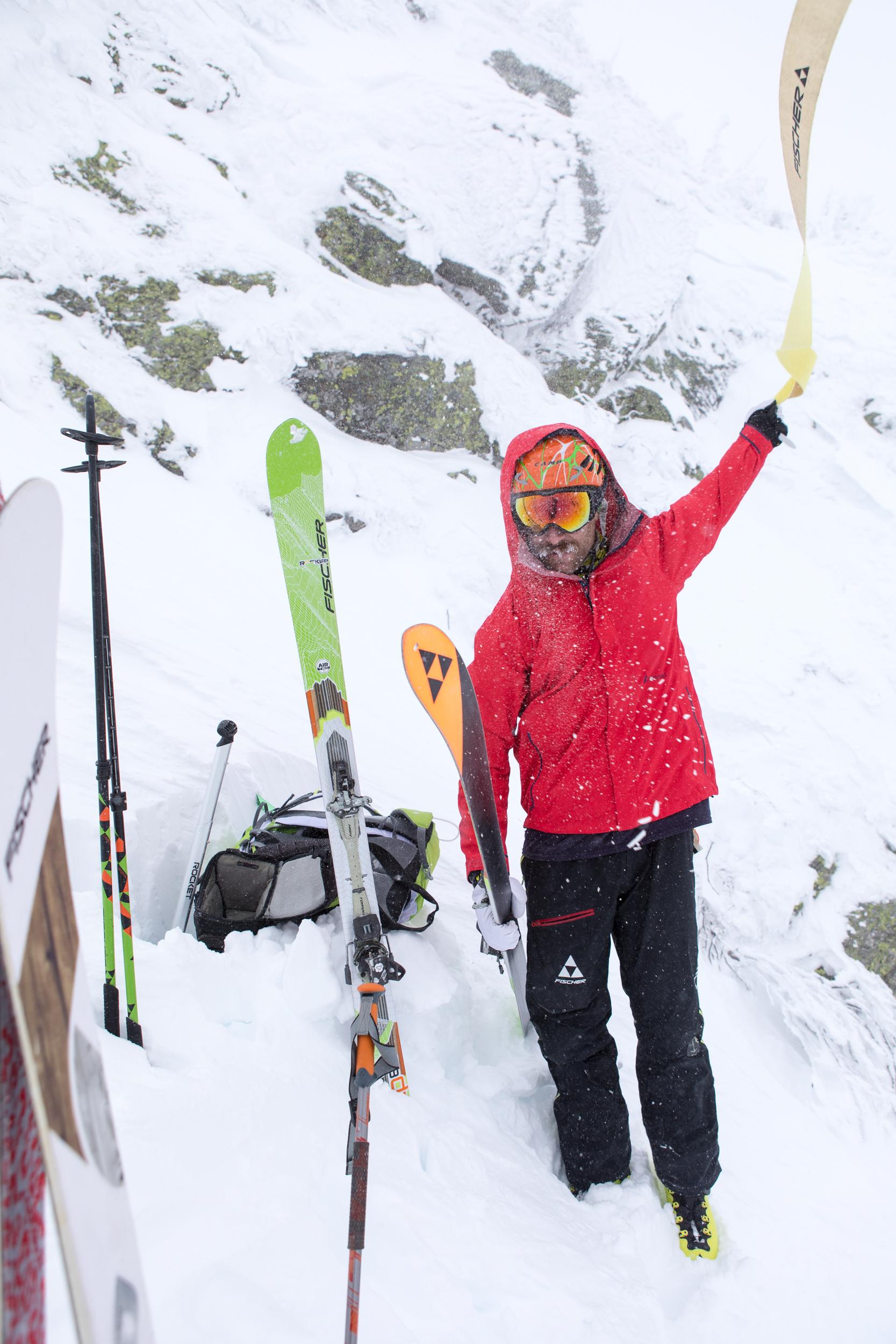 Andrew Drummond Fischer Alpine Sports