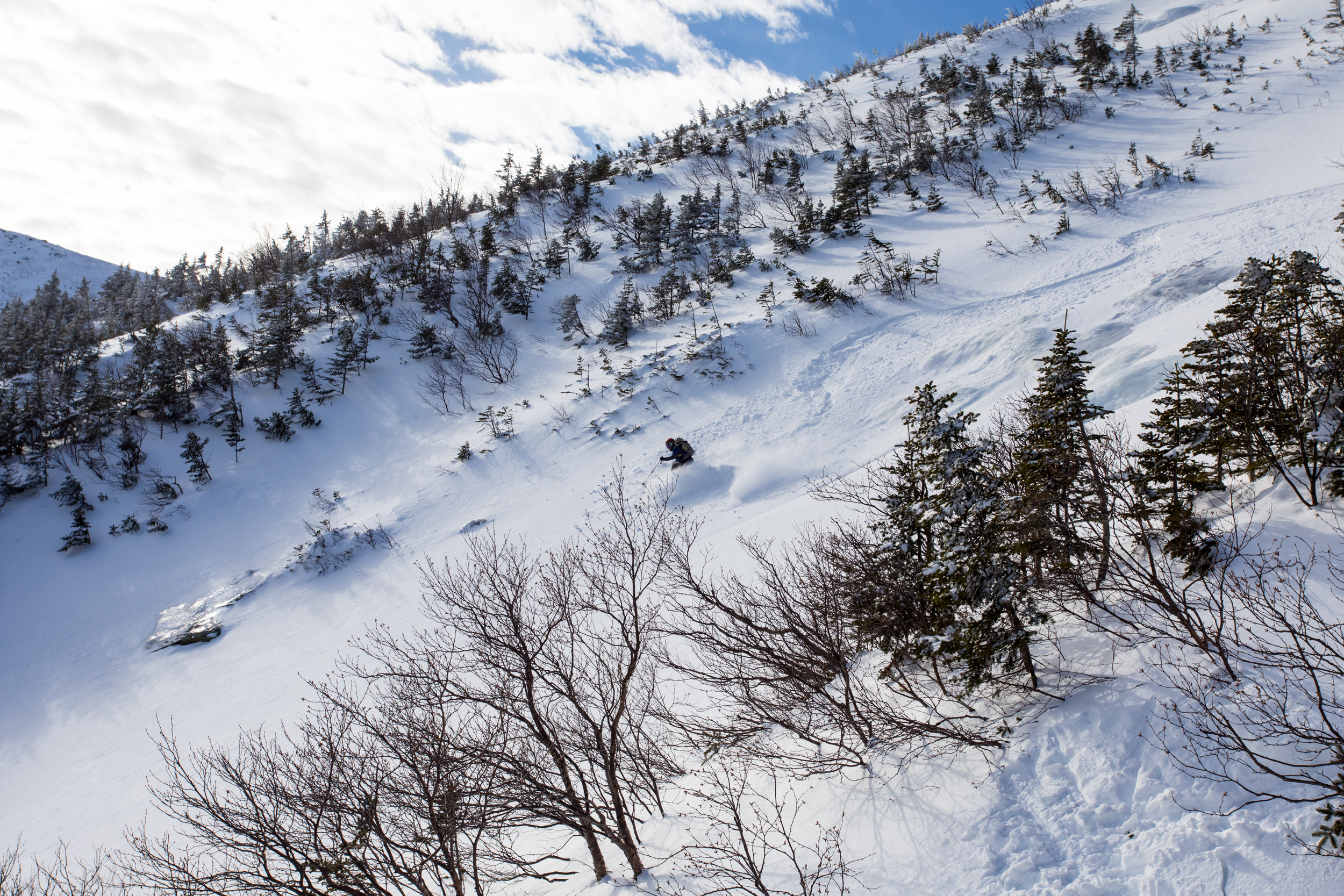 Jerimy Arnold - Skiing Gulf of Slides