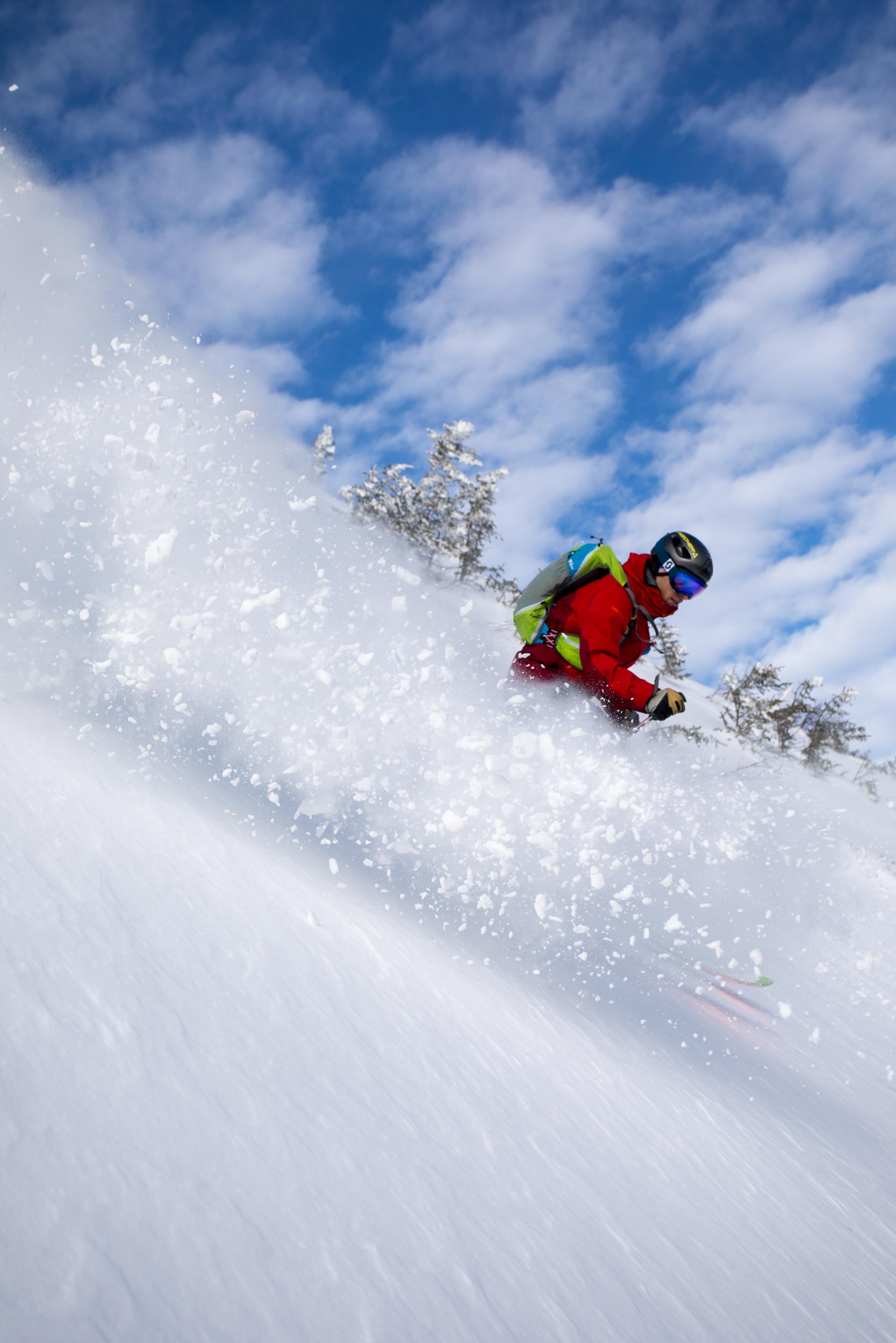 Dave Soroka - Skiing Gulf of Slides