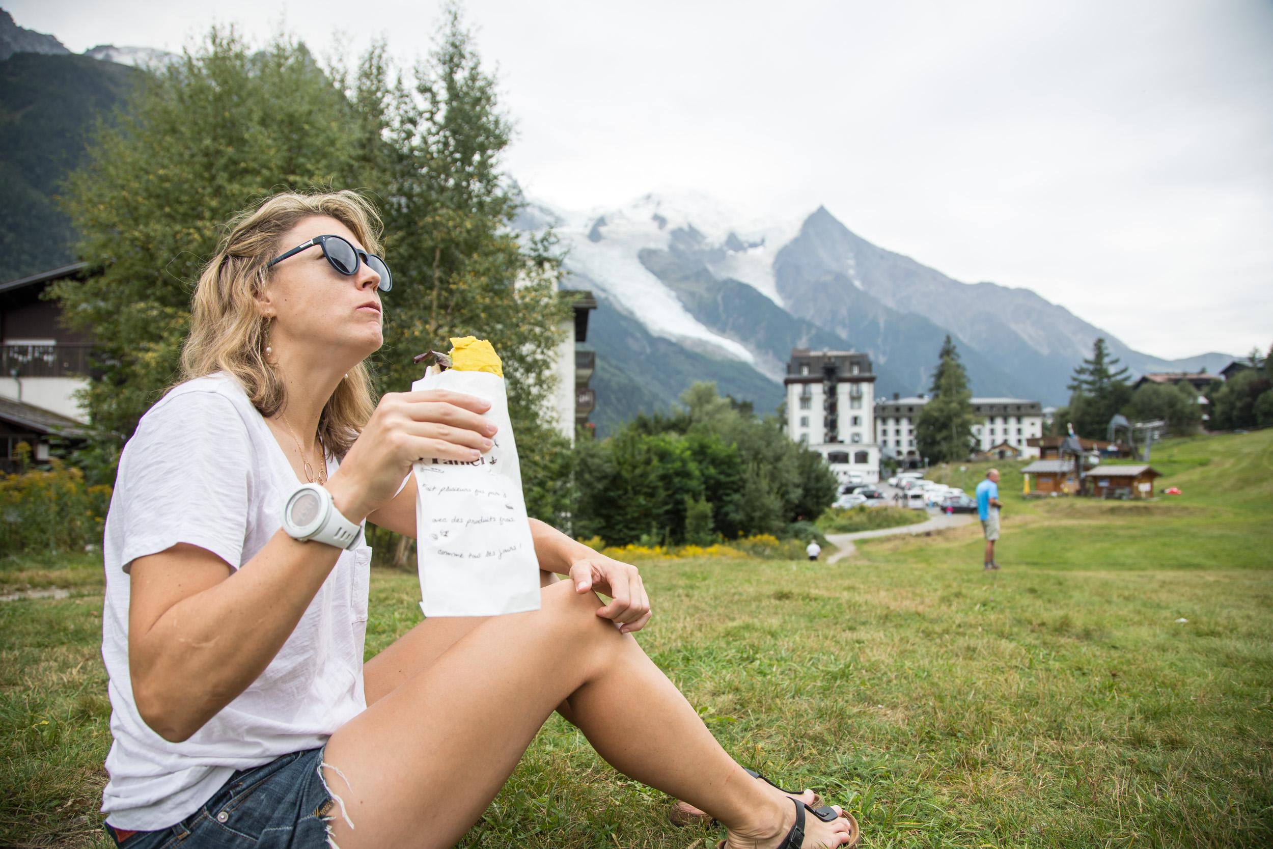 Hilary McCloy Chamonix baguette.jpg