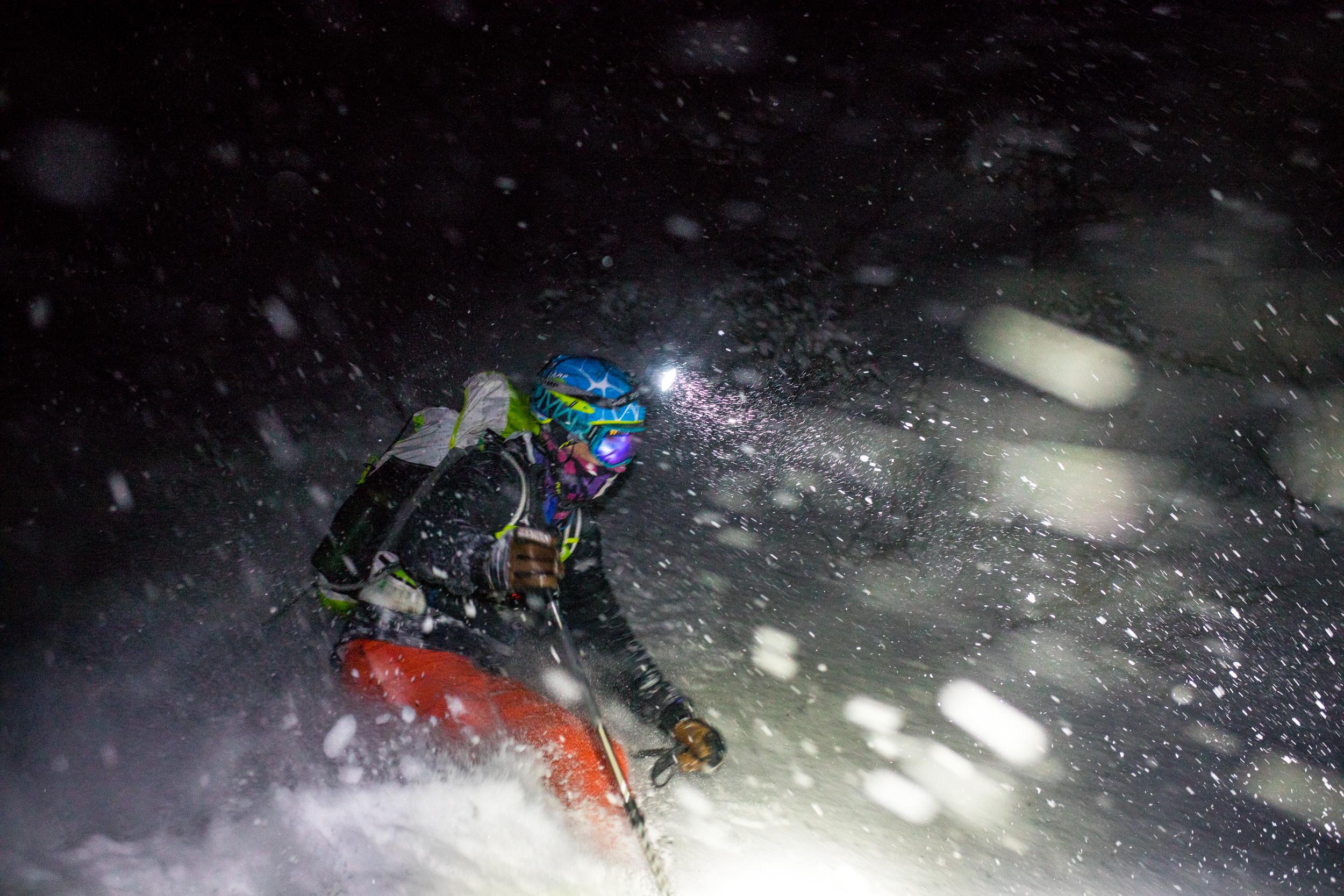 Alex Leich Night Skiing Gulf of Slides Ski Trail.jpg