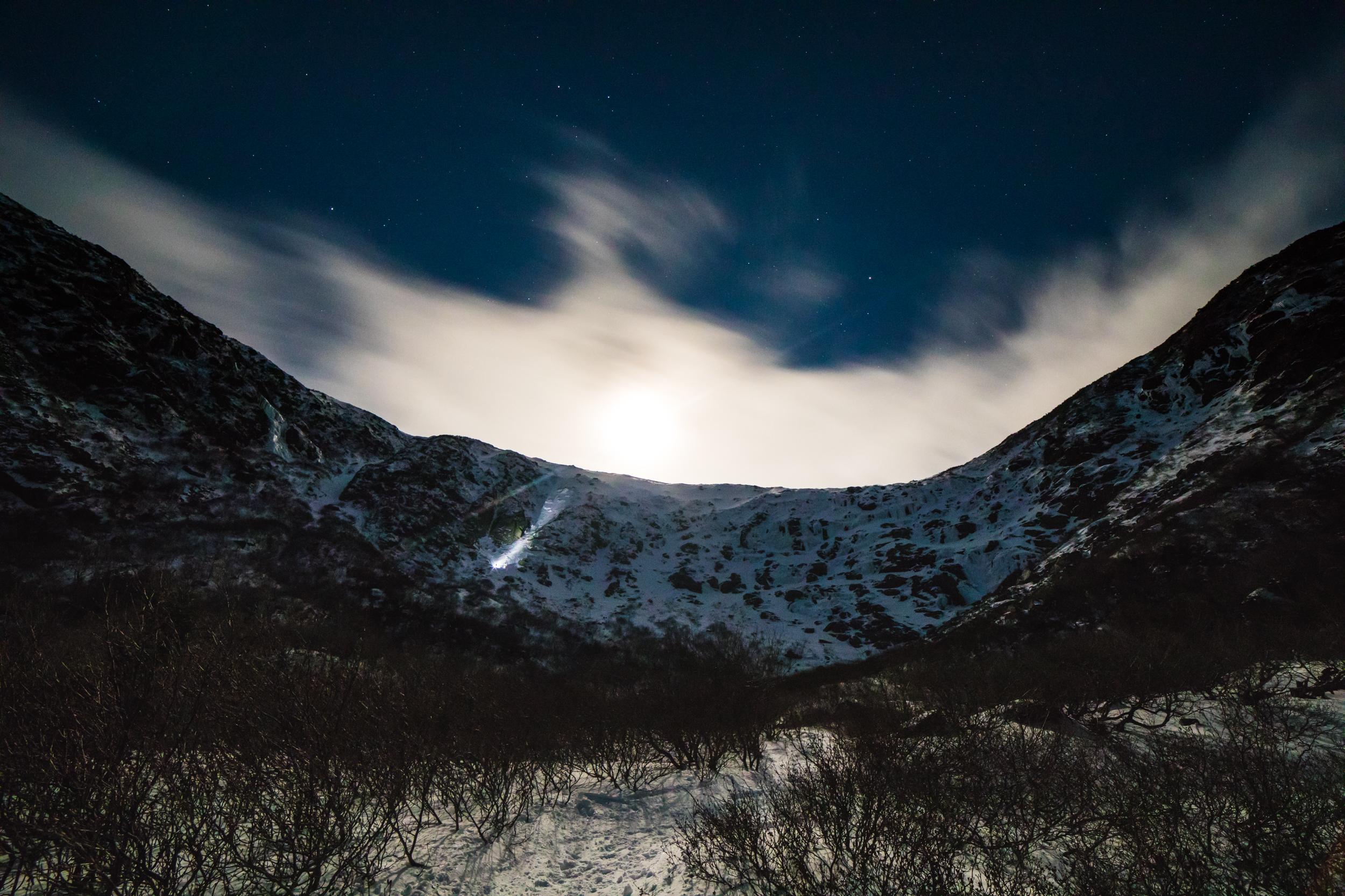 Andrew Drummond Tuckerman Ravine Night.jpg