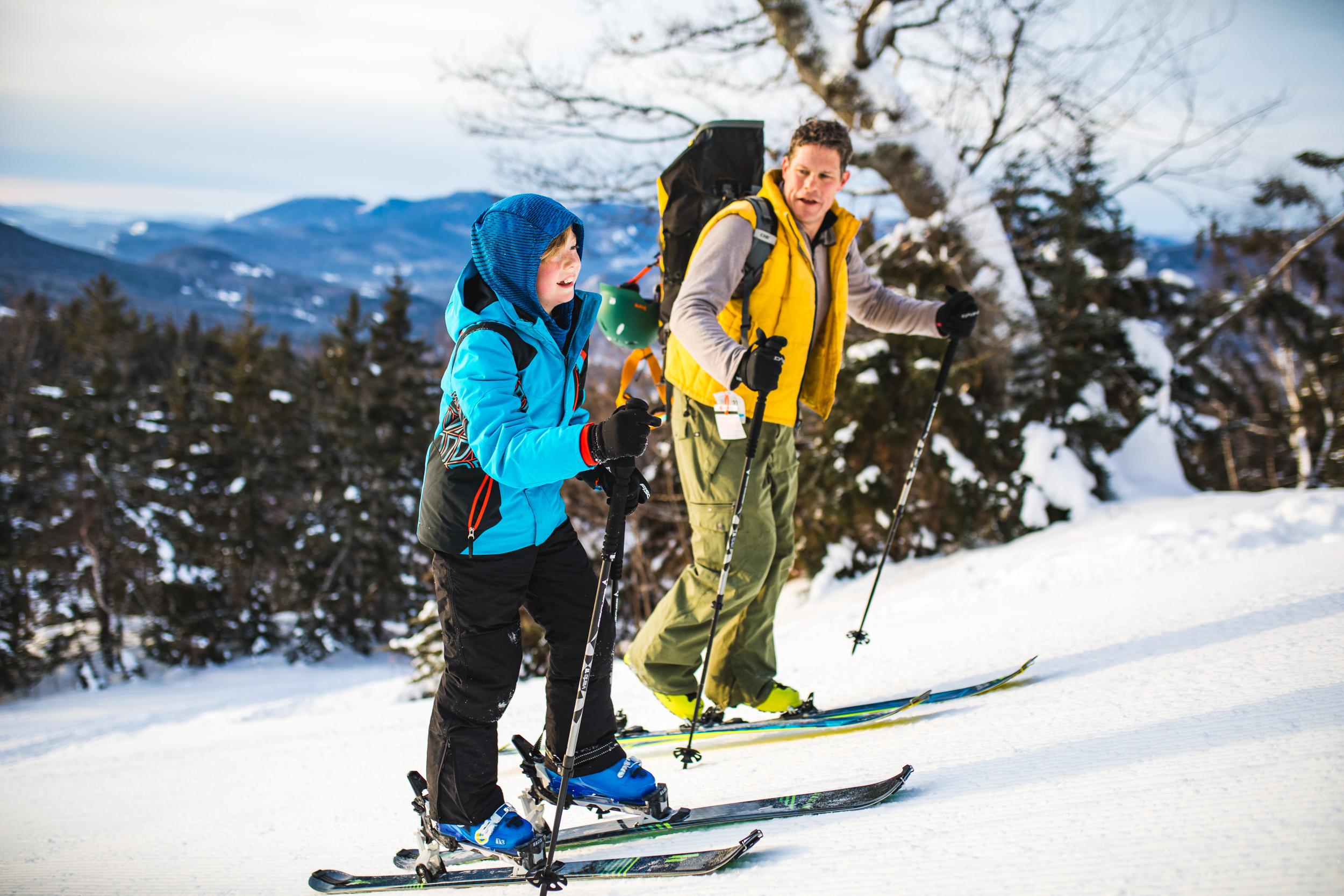 Junior Touring Setup Ski The Whites.jpg