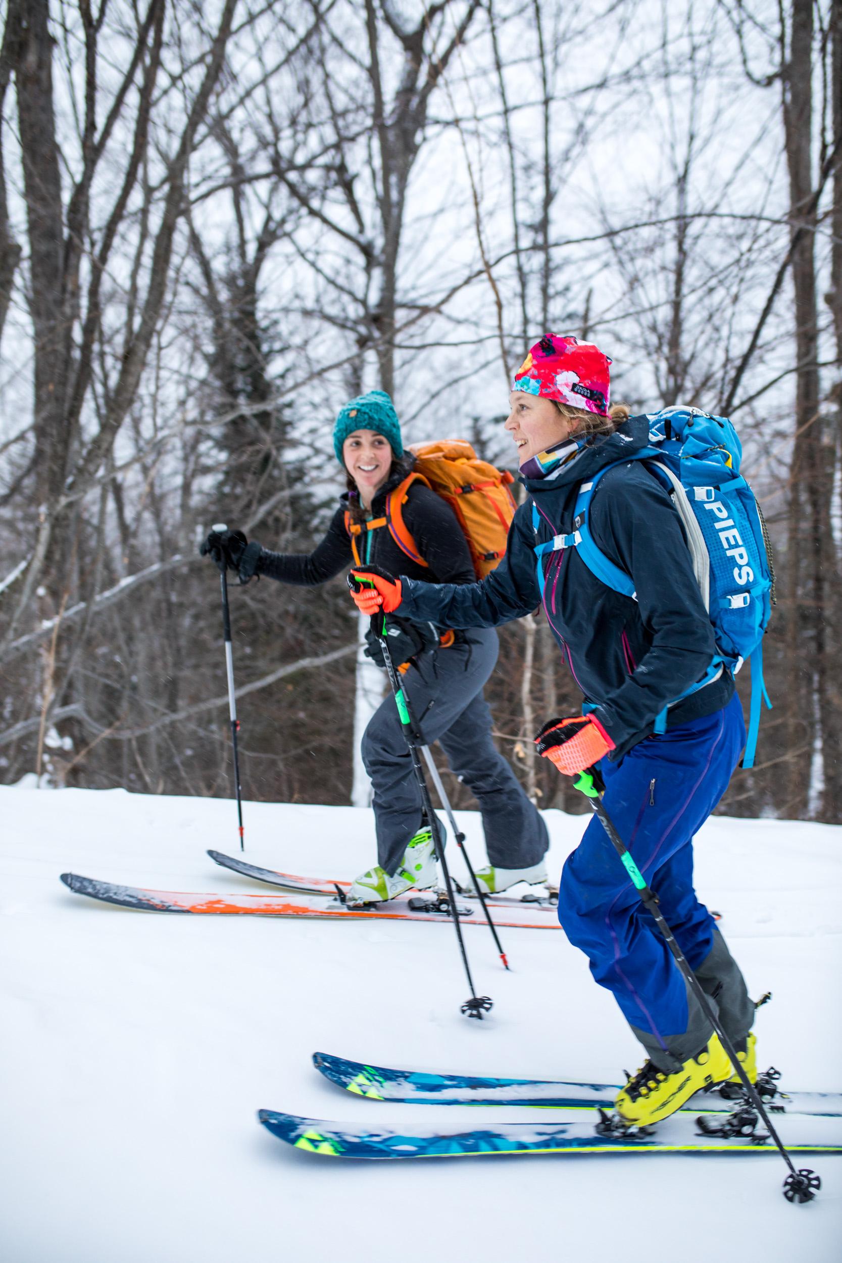 Backcountry Skiing Women NH.jpg