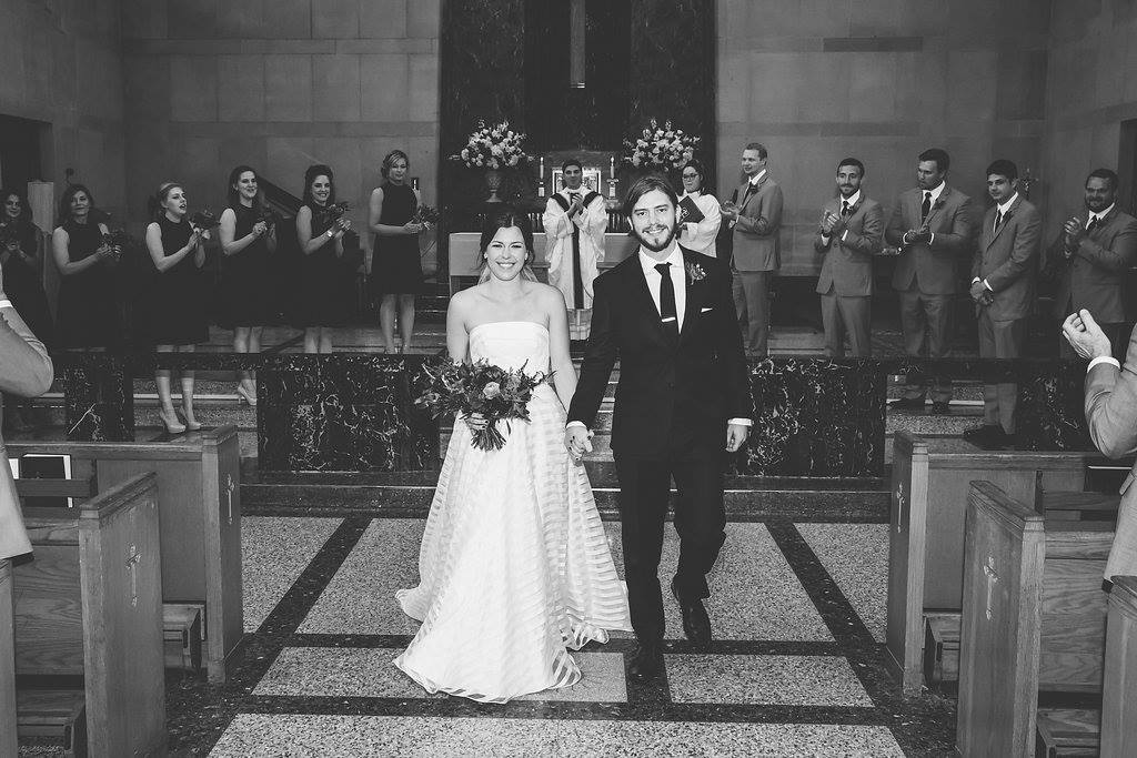 One of my favorite pictures of Jess and Kevin Grosch!