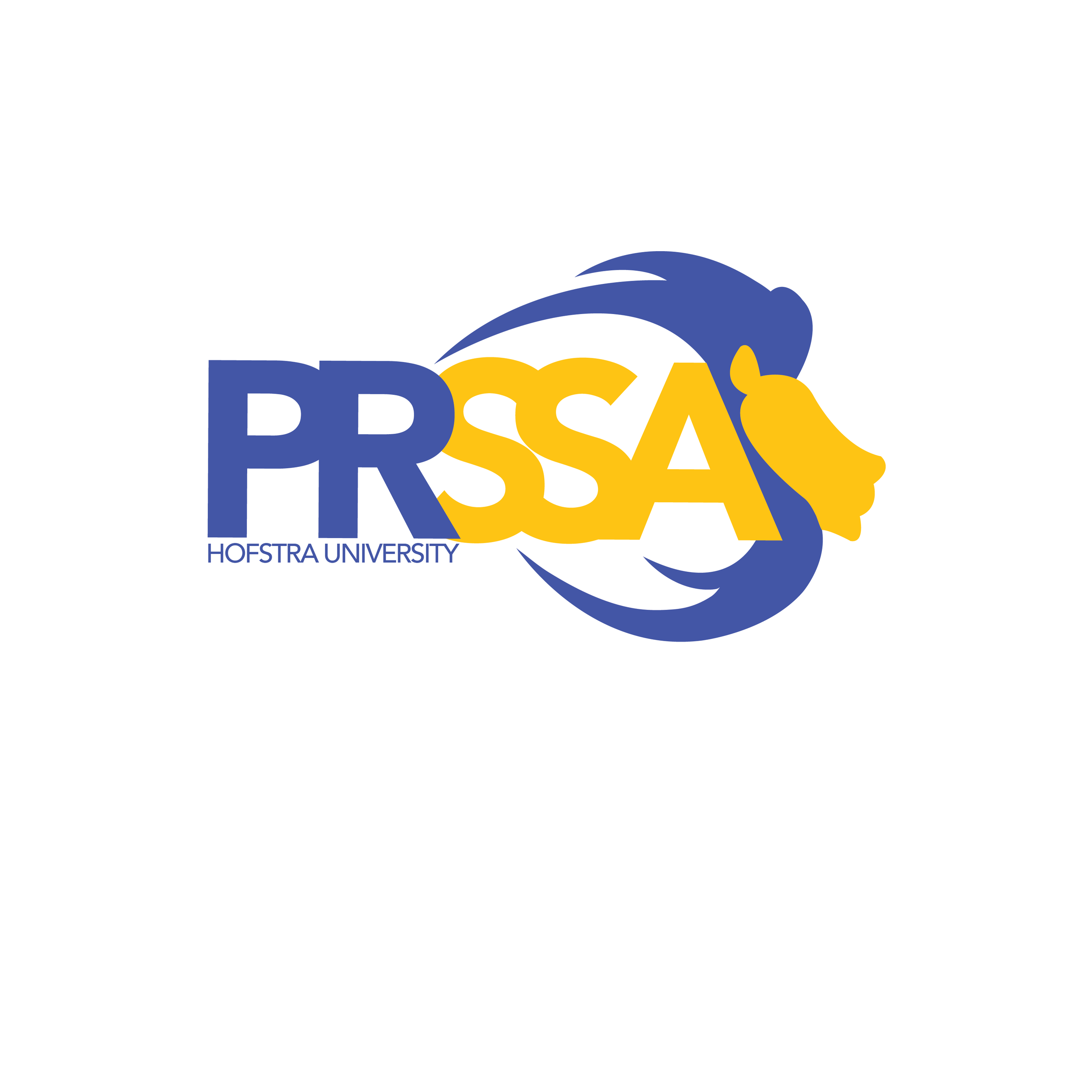 Alternative Hofstra PRSSA logo