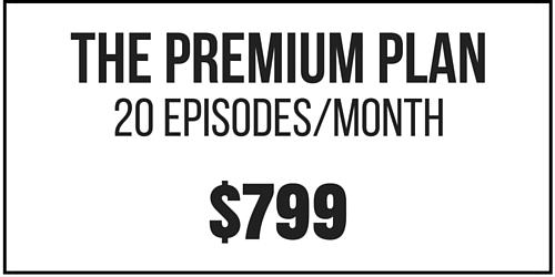 Transcription - Premium Plan