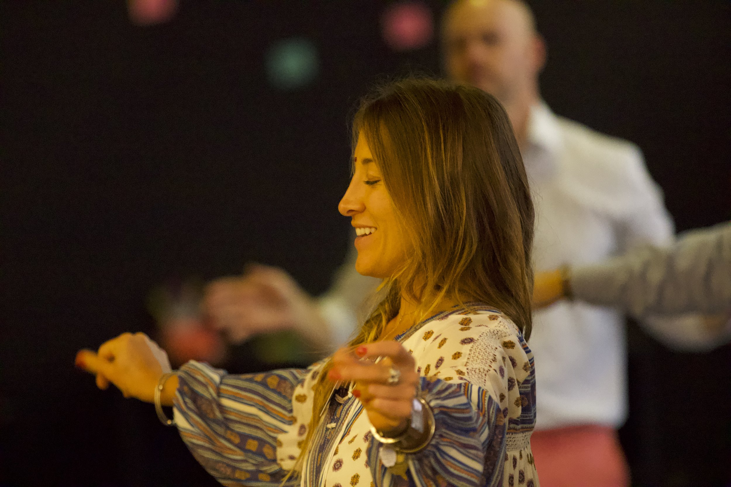 Learning to let go at The Love Summit, Cinncinatti 2017