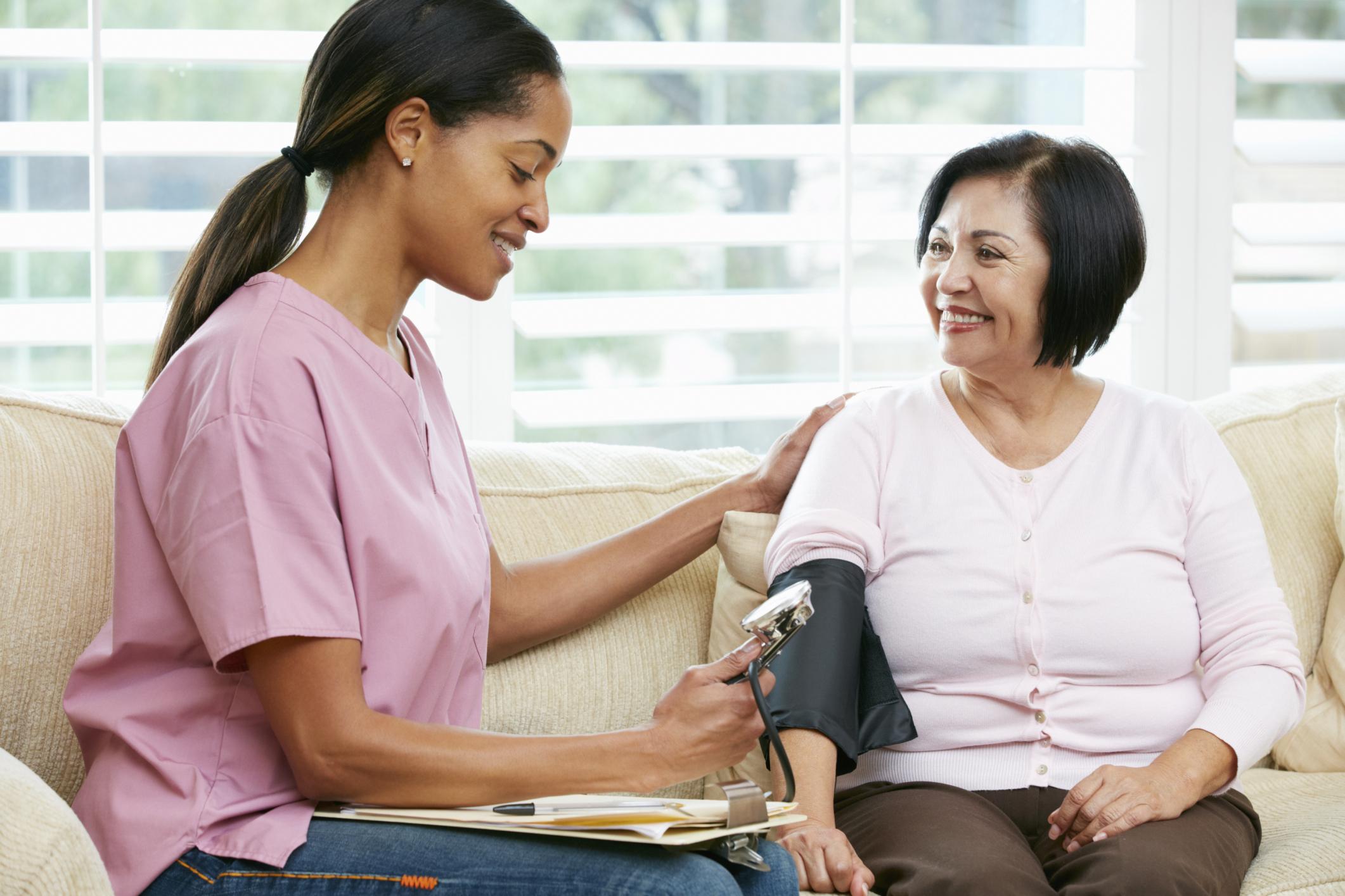 fee per visit nurse