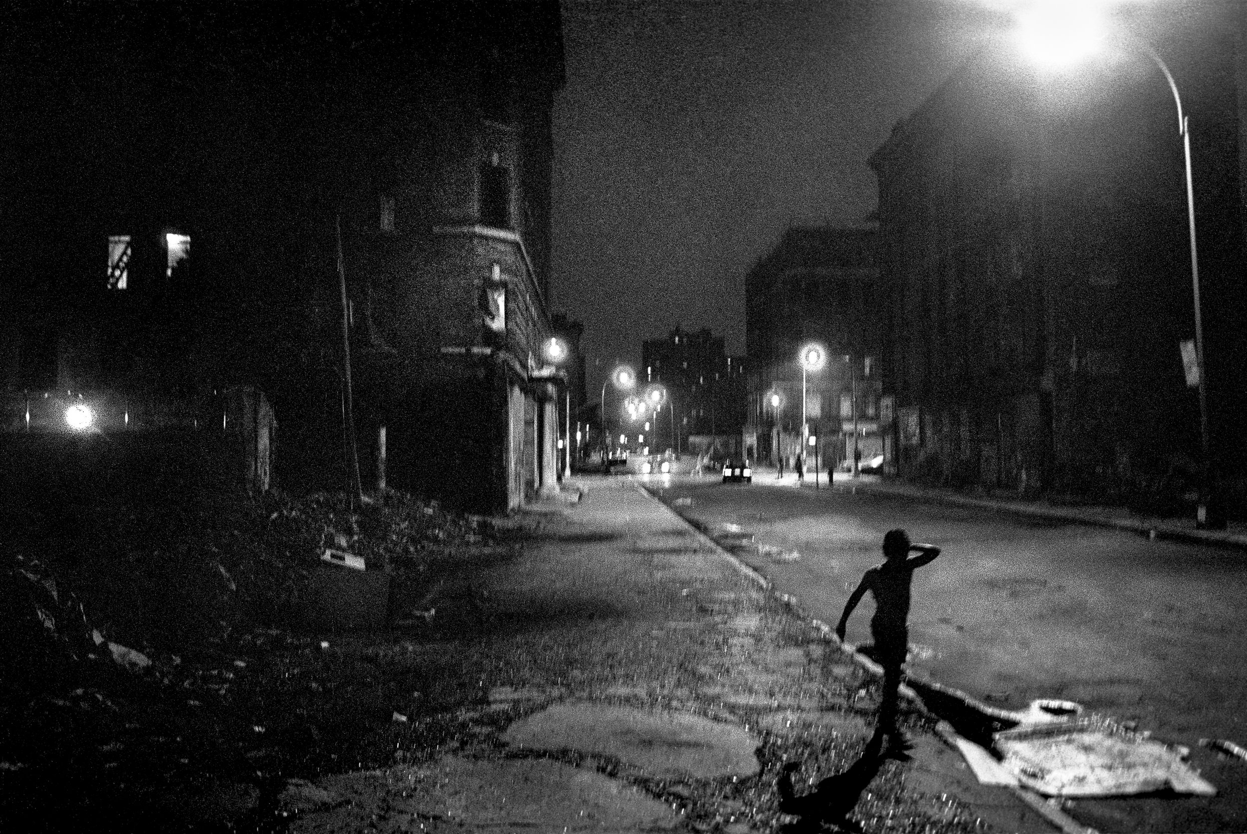 Boy on East 5th St, 4th of July, 1984 (Invisible City)23.9July84-14_Boy_on_5th_st.jpg