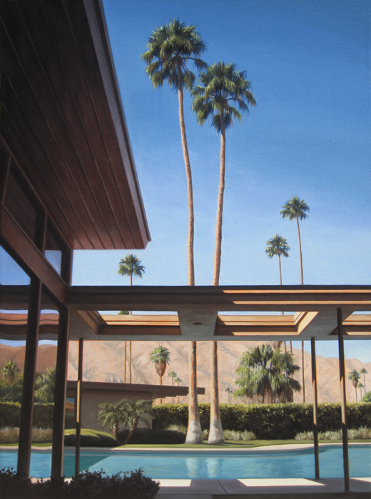 Palms and Architecture