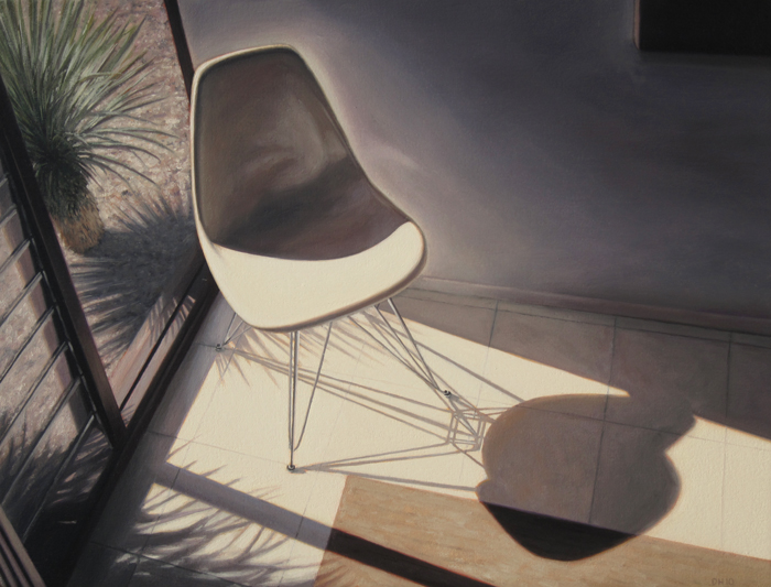Chair In Sunlight