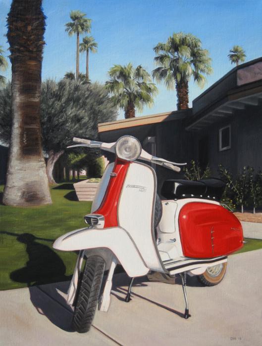 Palm Springs Lambretta
