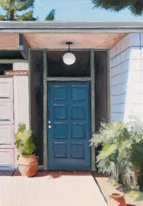 Eichler Door #1