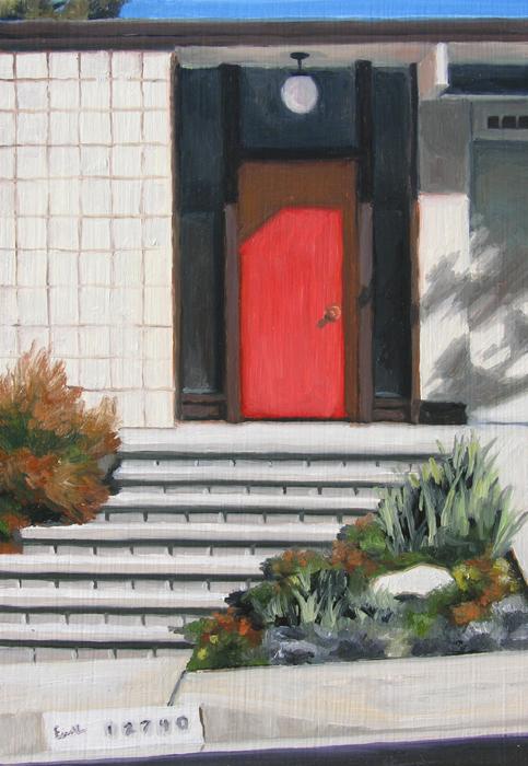 Eichler Door #2
