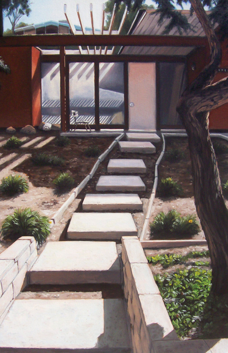 Eichler With Stepping Stones #1