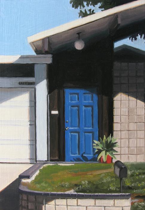 Eichler Door #4
