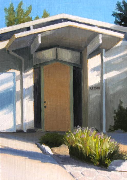 Eichler Door #6