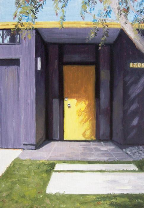 Eichler Door #9
