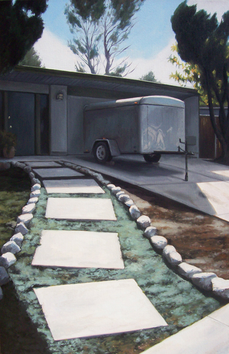 Eichler With Stepping Stones #2