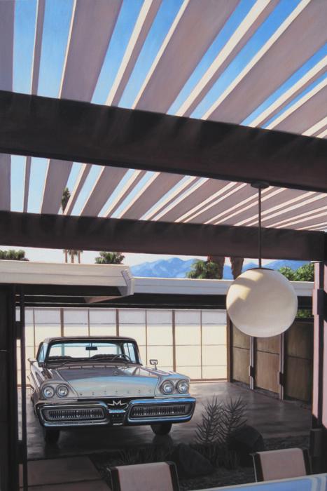 Mercury In Krisel Carport
