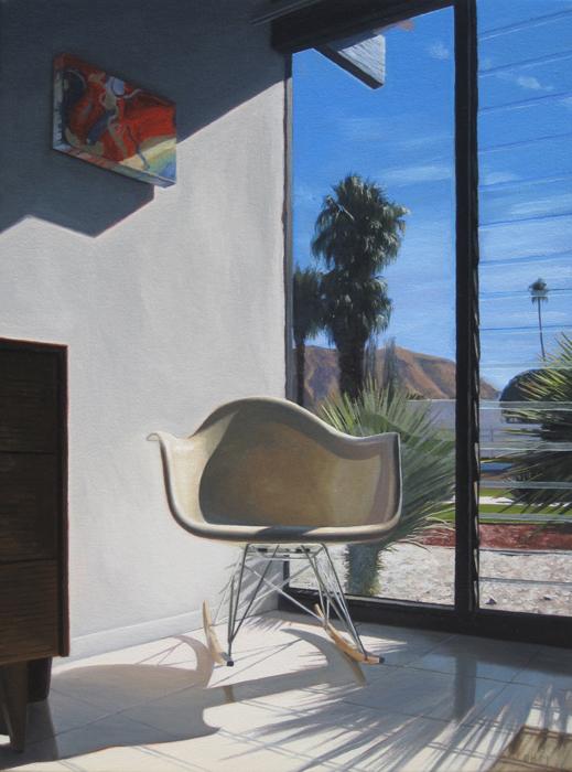 Palm Springs Modern Chair #1