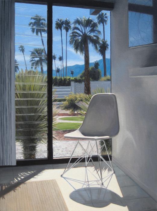 Palm Springs Modern Chair #2