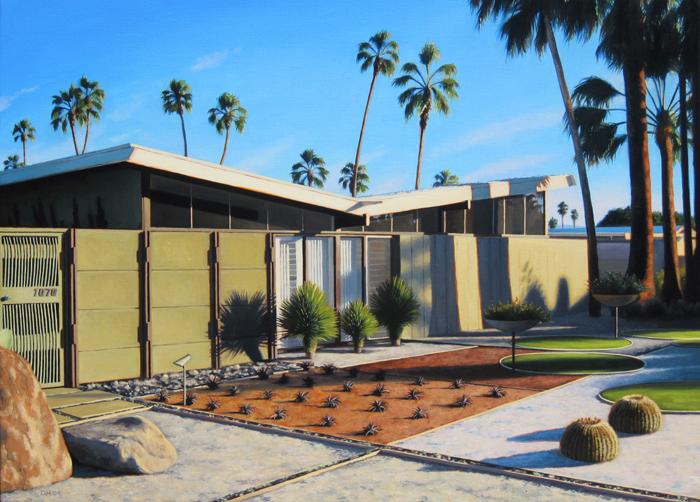 Twin Palms Krisel House
