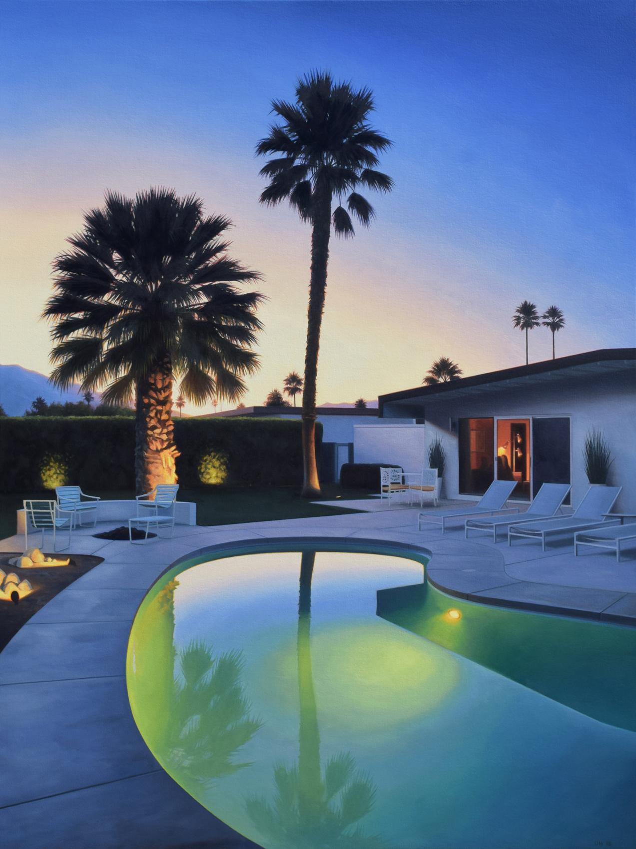 El Rancho Vista Sunset