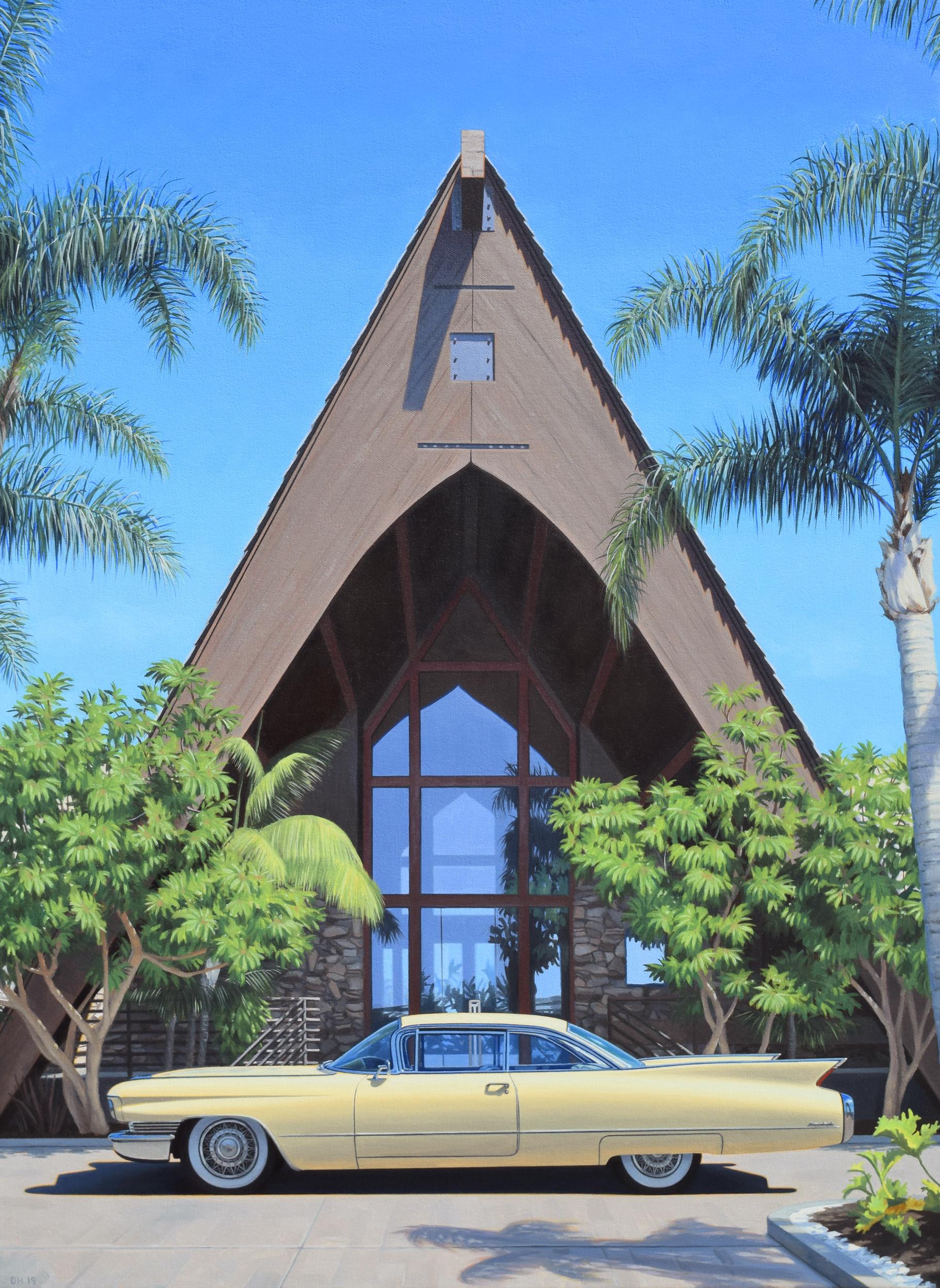 Humphrey's Cadillac