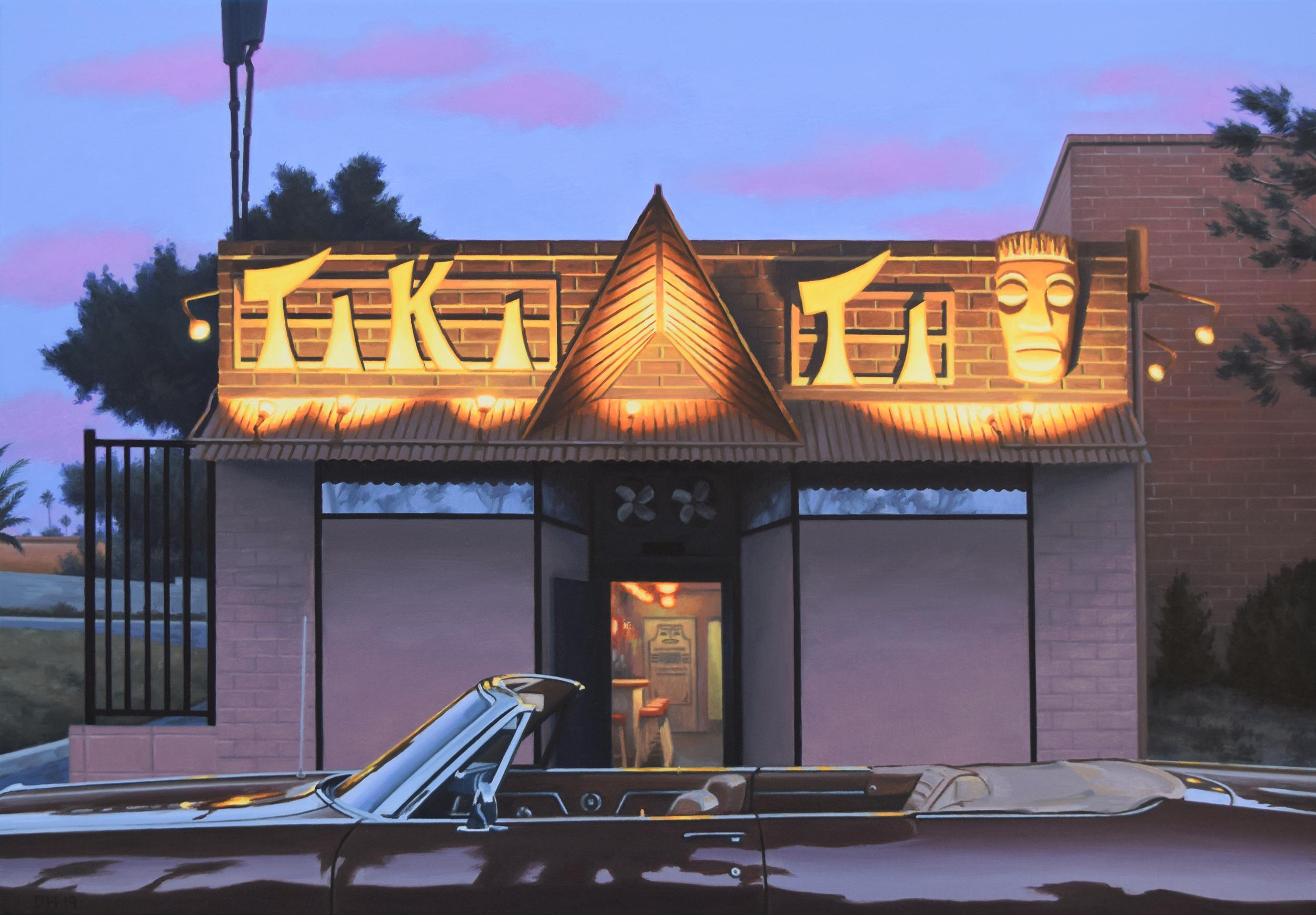 Tiki Ti Evening