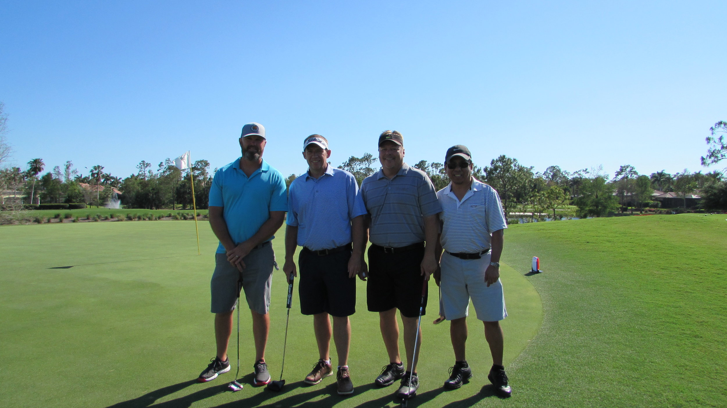 annual golf classic — Healthcare Network of Southwest Florida