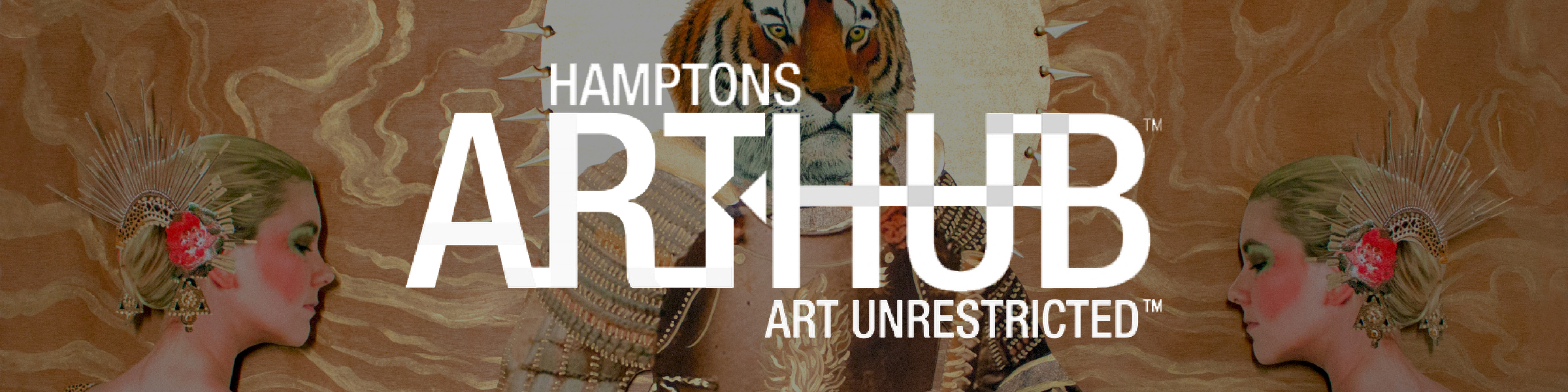 """""""Part of the fun of art fair weeks is checking out new art fairs to the scene. This year is no exception.""""   - Hamptons Art Hub, 5.3.17"""