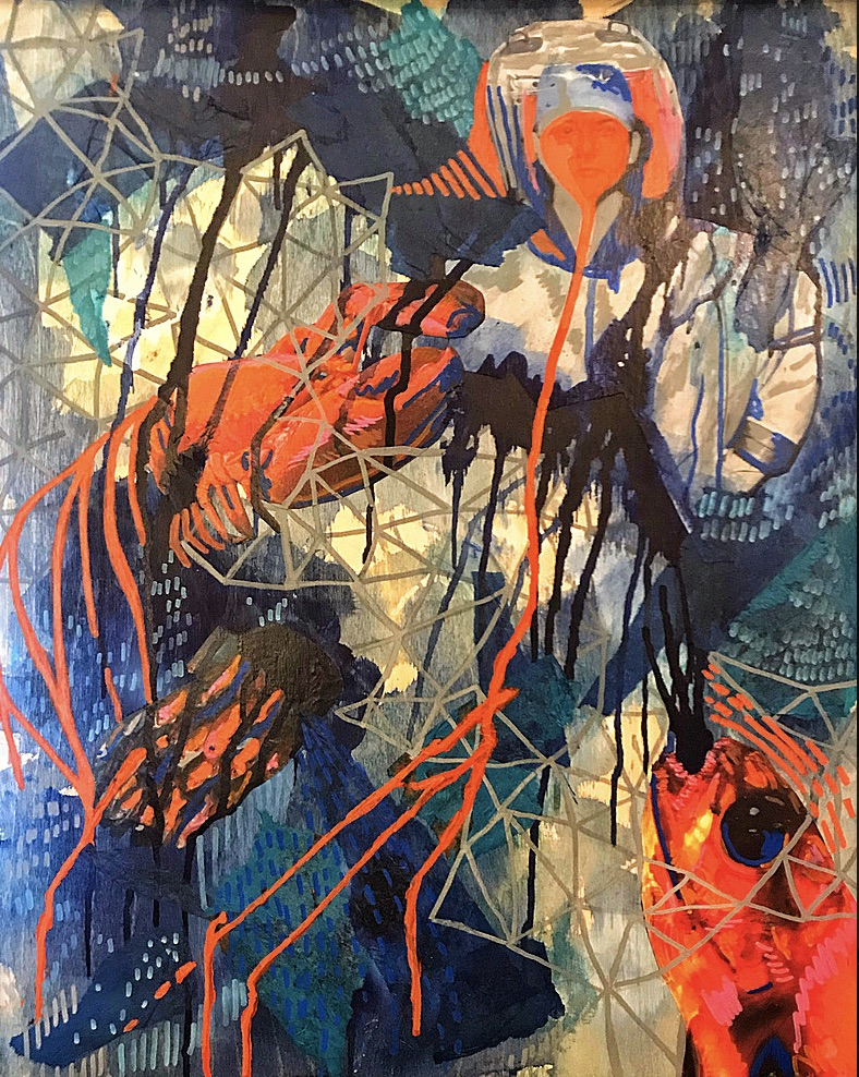 Julie Christenberry-Casting the Widest Net-16x20-Mixed Media-2018-$550jpg.jpg