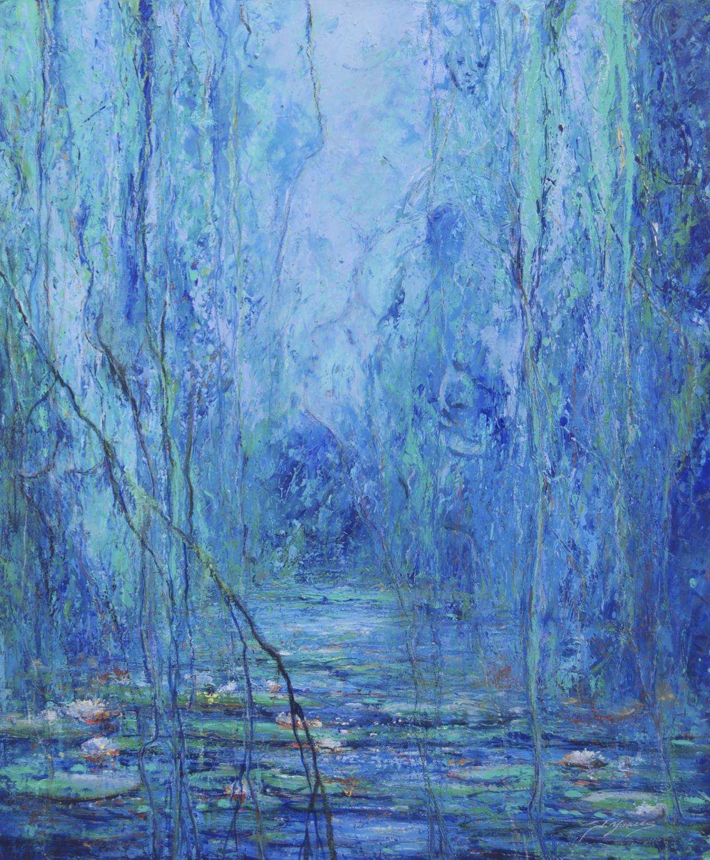 Art Village Gallery, Jorge Yances, _Bathers__2018-Oil on Panel-16x20-$1800.png