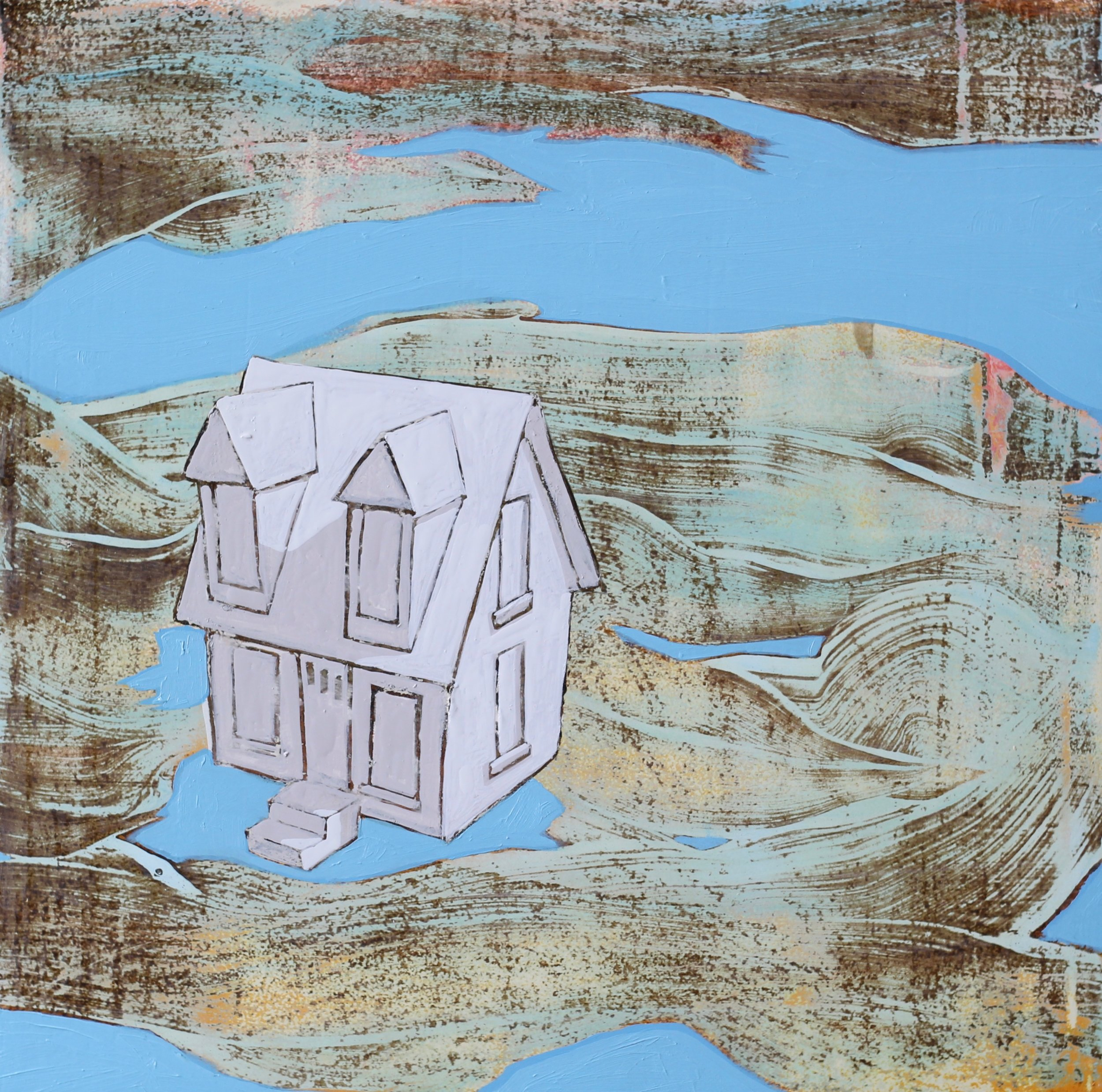 Matt Lively _River House_12x12 mixed media $975.jpg