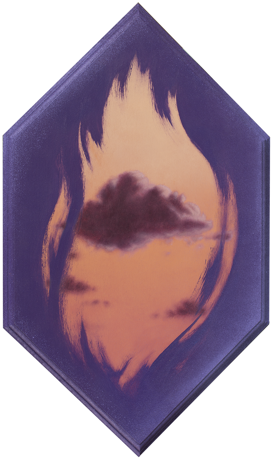 Brendon Palmer-Angell__Sky Portal Sunset__2018_oil_11x19_$220.png