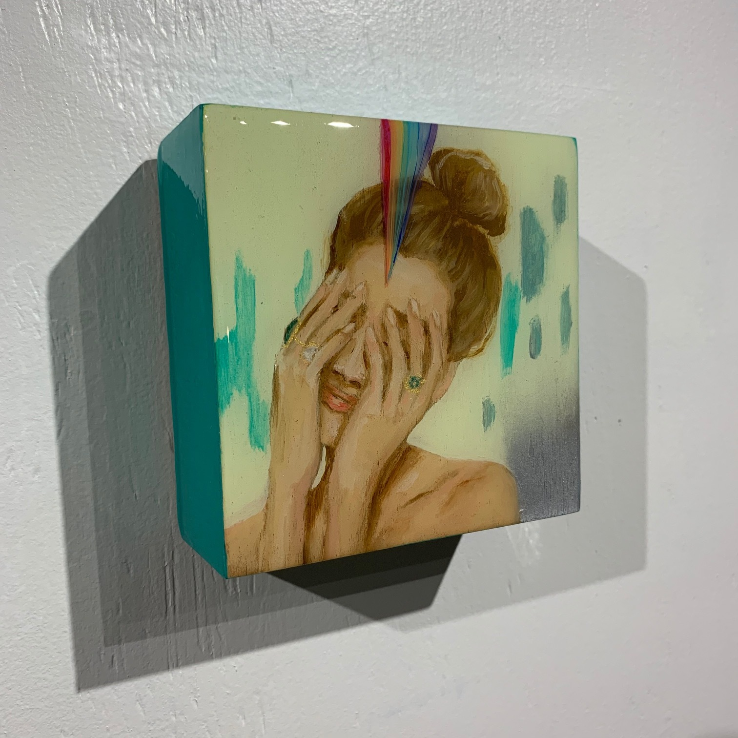 LeahGuzman_EnlightenedMini_2018_acrylic,resin_$150.00.jpg